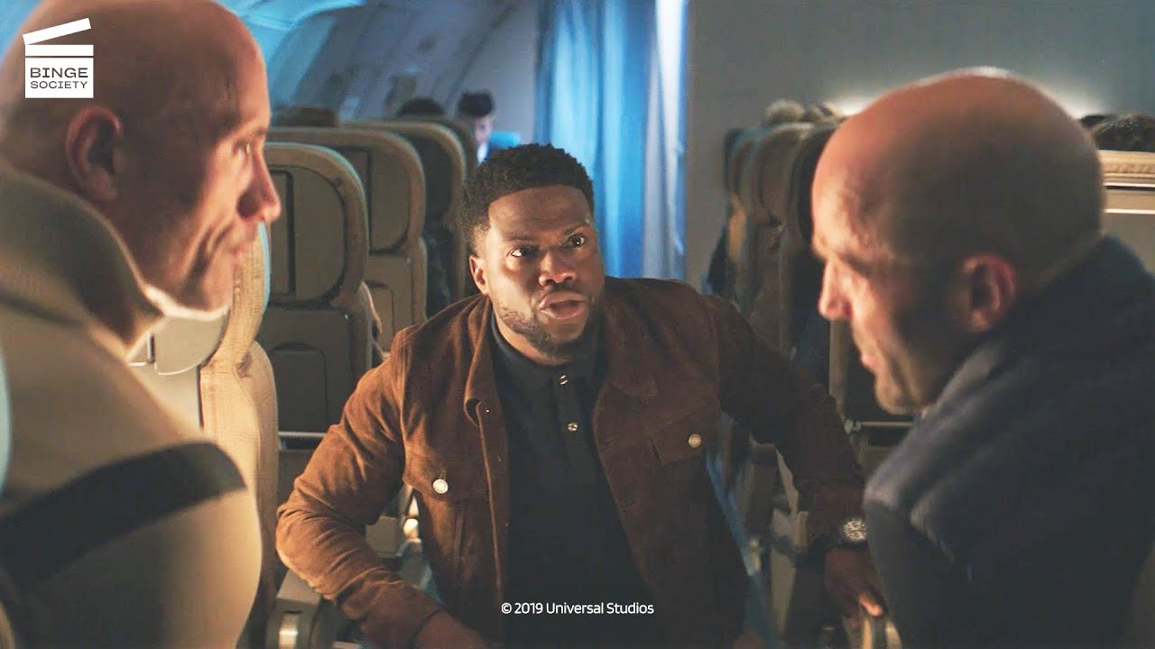 Download Fast and Furious: Hobbs and Shaw: Air Marshal scene HD CLIP