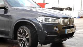 How to Refill the AdBlue on a BMW X5