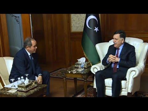 وزير الخارجية الجزائري يلتقي بالسراج في طرابلس بهدف جمع الأطراف المتخاصمة حول طاولة الحوار…  - نشر قبل 2 ساعة