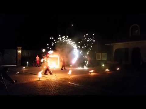 Fire шоу