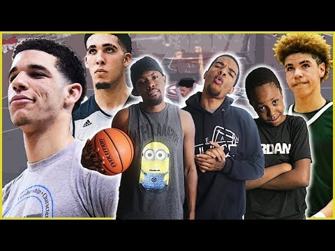 WE'RE BETTER THAN THE BALL BROTHERS! - NBA 2K18 Park Gameplay