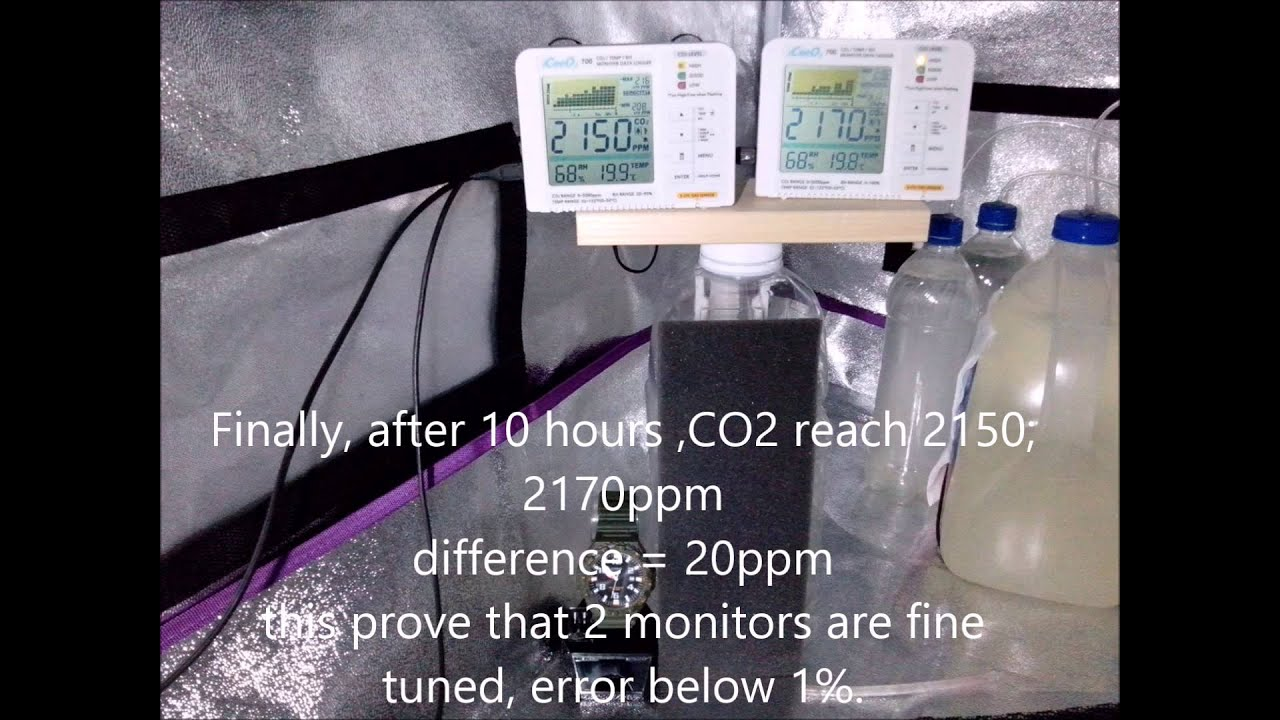 Does CO2 really stay on the floor in a grow tent ?? & Does CO2 really stay on the floor in a grow tent ?? - YouTube