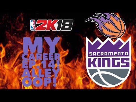 NBA 2K18 My Career Gameplay! Ep.14 Alley Oop?!