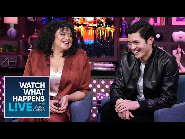 Michelle Buteau & Henry Golding Share First Time Milestones | WWHL