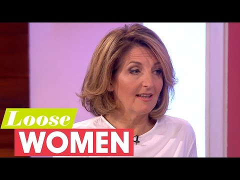 Kaye Adams On Nadia Sawalha Cutting Her Out Of Her Life  Loose Women