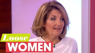 Kaye Adams On Nadia Sawalha Cutting Her Out Of Her Life | Loose Women