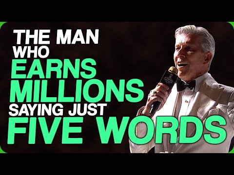 The Man Who Earns Millions Saying Just Five Words (Things Buffer Should Announce)