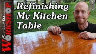 How to Refinish a Table (Quickly and Easily)