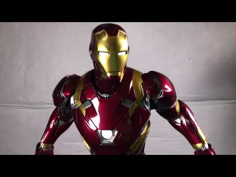 Iron Man XLVI Legendary Scale by Sideshow Collectibles