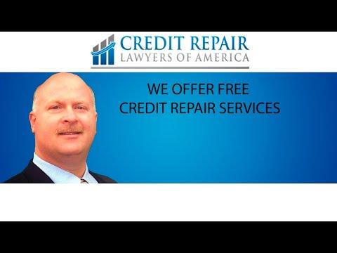 We Offer Free Credit Repair | Credit Repair Lawyers of America