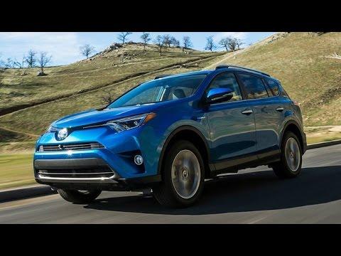 Тойота Рав 4 2017 2018 комплектации и цены, фото нового