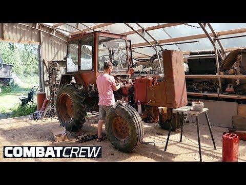 Турбо-трактор: Заводим спустя