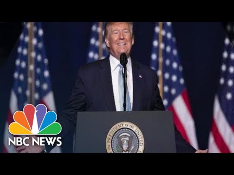Trump Speaks At Campaign Rally In Ohio  | NBC News (Live Stream Recording)
