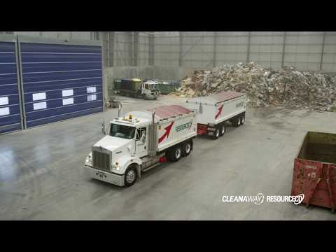 Cleanaway ResourceCo waste to energy facility