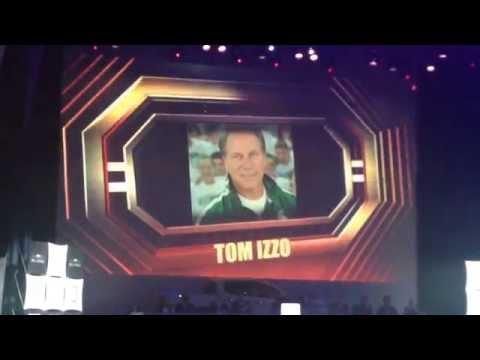 Tom Izzo Hall of Fame Video