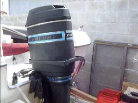 mercury 115 horsepower outboard video youtubeMercury Outboard 115 Hp #11