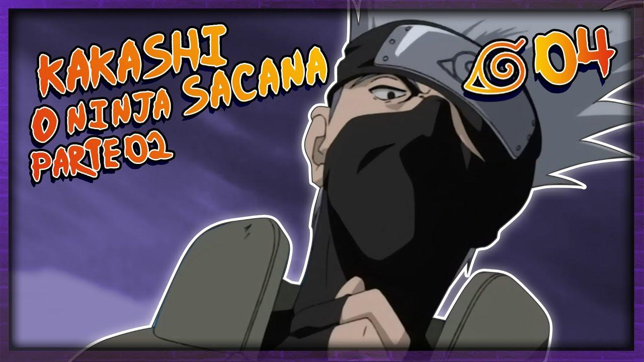 Malandragem Ninja - Episódio 4: O NINJA SACANA (PARTE 2)