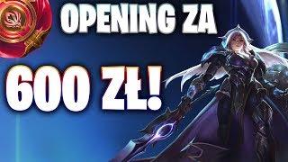 Opening za 600 ZŁ!