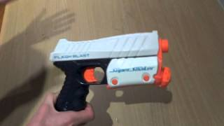 NERF Super Soaker Flash Blast Review