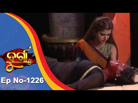 Durga | Full Ep 1226 | 12th Nov 2018 | Odia Serial - TarangTV