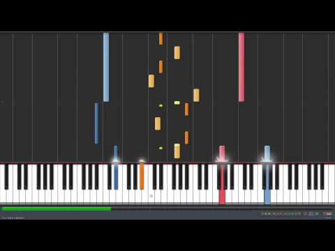 *HD* Piano Tutorial - How to play
