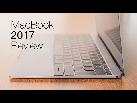 MacBook 2017 review