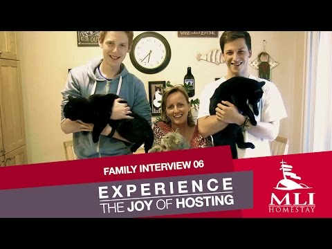 MLI Host Family Experience – Loving my...