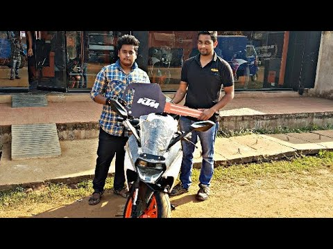 Taking Delivery of My Rc 200 || ktm Duke 250 || Duke 390 || RC 390 ||
