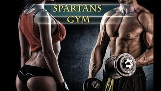 This is Gym Commercial made by Sparks Film. Create a professional a...