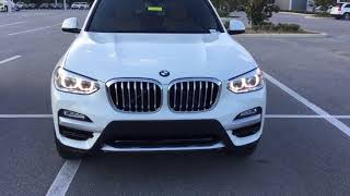 2018 BMW X1 and X3