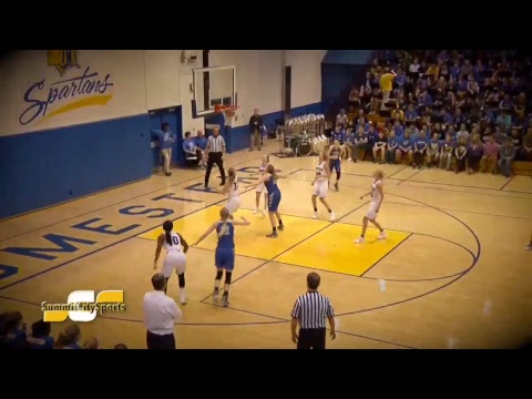 Homestead at Bishop Luers | IHSAA Girls Basketball