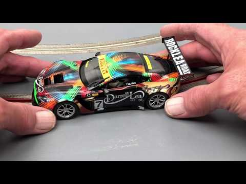 Scalextric Aston Martin Road Test
