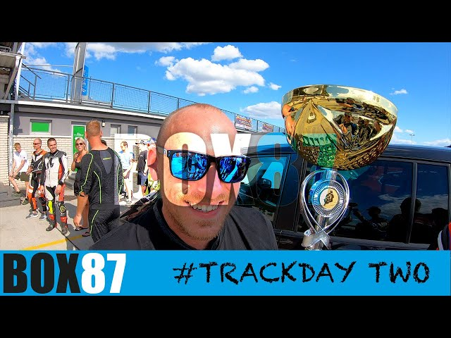 Trackday and Racing Place One am Pannonia Ring 2020