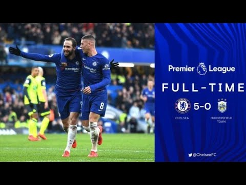 Download Chelsea vs Huddersfield 5 - 0 All Goals and Highlights
