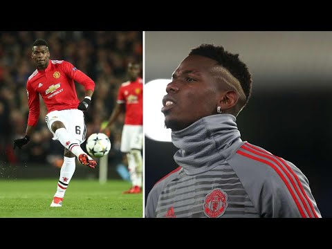 Paul Pogba names the world-class player he would love to play with one day