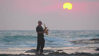 Download Syntheticsax - Chasing The Sun (Live sound recording by the sea)
