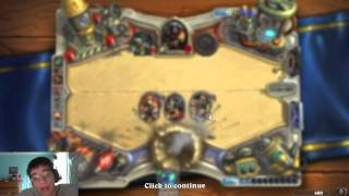 Hearthstone Battling the Meta #2 - Steal Priest p3