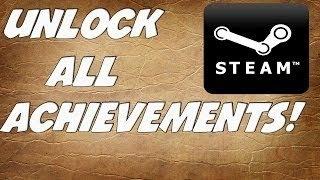 Как получить кучу вещей или открыть все достижения в Steam
