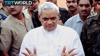Atal Bihari Vajpayee 1924-2018: Former Indian PM has died aged 93