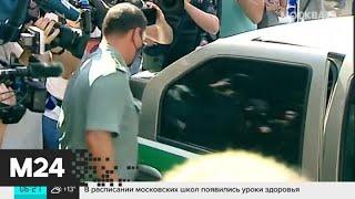 Гособвинение запросит наказание для Ефремова 3 сентября - Москва 24