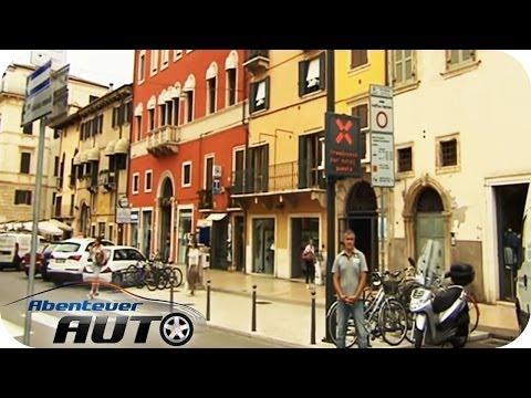 Verkehrsregeln in Italien   Tipps für den Urlaub