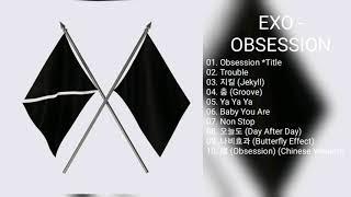 Download lagu EXO - OBSESSION