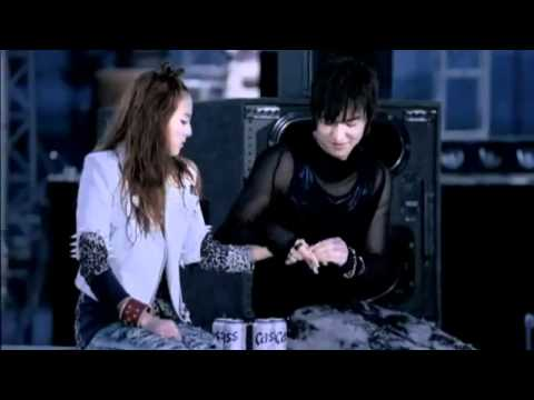 [HD MV 720p] Dara (2NE1) - Kiss