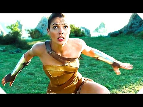 WONDER WOMAN (Superhero Movie, 2017) - Official TRAILER # 3