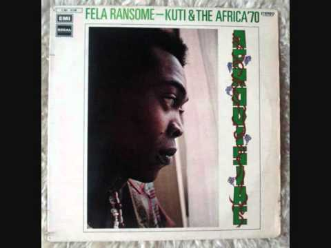 Fela Kuti (Nigeria, 1973)  - Afrodisiac (Full Album)