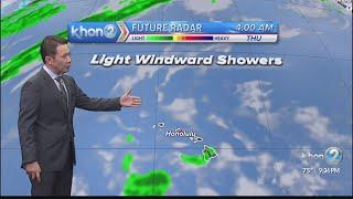 Justin Cruz's Weather Report 1-20-21