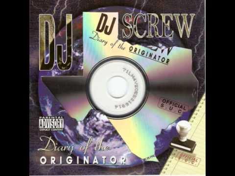 DJ Screw - Big Moe - Freestyle
