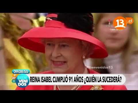 ¿Quién sucederá a la Reina Isabel? | Bienvenidos