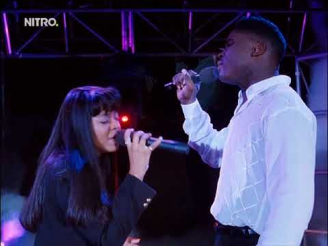 Darius McCrary feat. Shanice  You're The One I Need Live @ Family Matters, 1994 *FULL *
