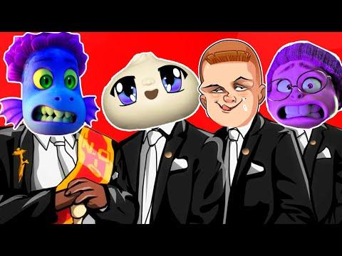 BAO Disney  U0026 Luca 2021 U0026 Addams Family U0026 Turning Red - Coffin Dance Megamix Meme Song Cover